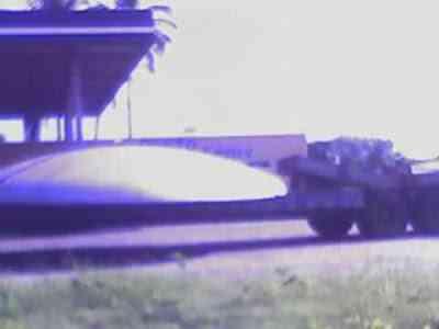 Bahia 21 11 06 Disco voador caiu no Brasil?