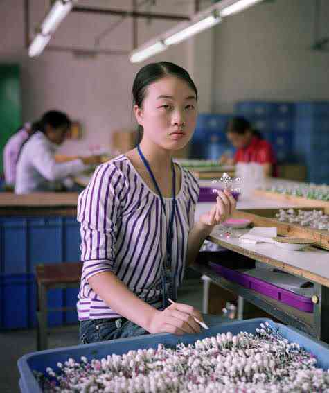 chinatoyfactory02 Uma fábrica de brinquedos na China