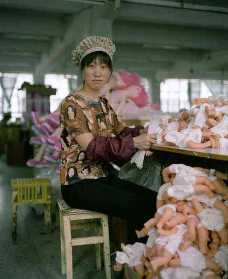 chinatoyfactory05 Uma fábrica de brinquedos na China