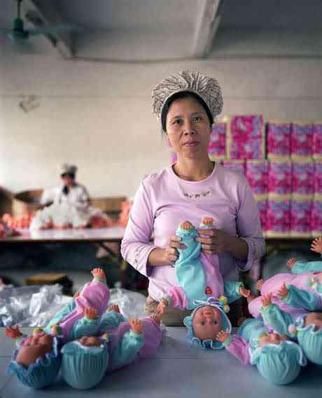 chinatoyfactory07 Uma fábrica de brinquedos na China