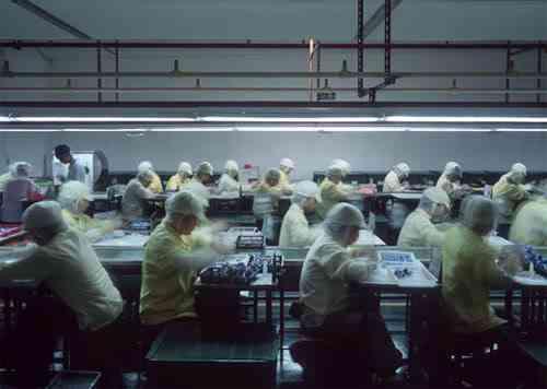 chinatoyfactory15 Uma fábrica de brinquedos na China