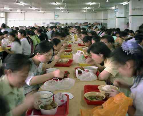 chinatoyfactory20 Uma fábrica de brinquedos na China