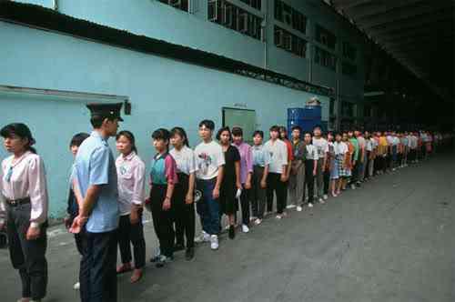 chinatoyfactory25 Uma fábrica de brinquedos na China
