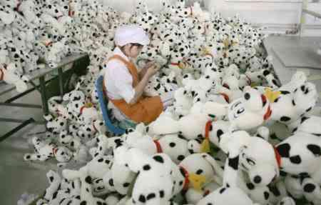 manchiworpoli87702640 Uma fábrica de brinquedos na China