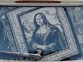 monalisa 1 Mona Lisa remake
