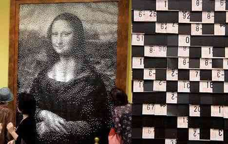 monalisatickets Mona Lisa remake