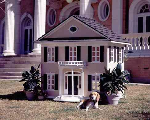 2032997178 6ff1bfc443 As mais incríveis casas de cachorro