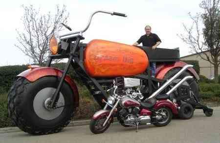 2052300780 0c9507fb2a o A maior moto do mundo