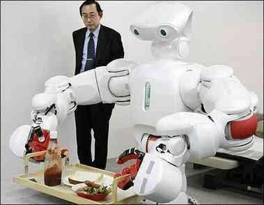 robot3 O incrível Robô serviçal