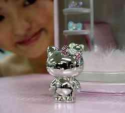 platinum hello kitty Dez produtos bizarros da Hello Kitty