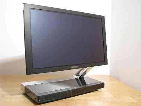 sony xel 1w 04 frente Monitor de plasma? Monitor Lcd? Nada disso,  bom mesmo é OLED!