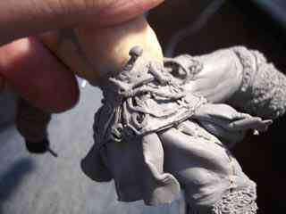 CIMG6156 Viking Warrior parte 4   Construindo o Viking