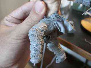 CIMG6159 Viking Warrior parte 4   Construindo o Viking