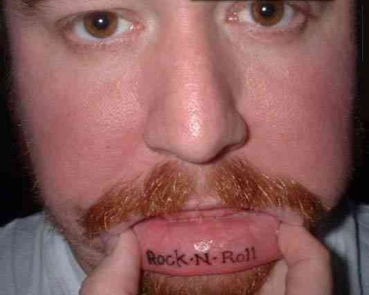 lip tattoos 5 10 bizarras tatuagens labiais