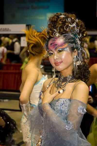 hairworldchicago42hz5 Fotos bizarras de uma exposição de penteados
