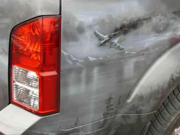 046 aero 2008 Pinturas automotivas inacreditáveis