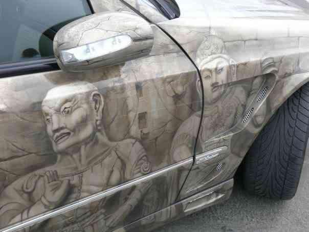 049 aero 2008 Pinturas automotivas inacreditáveis