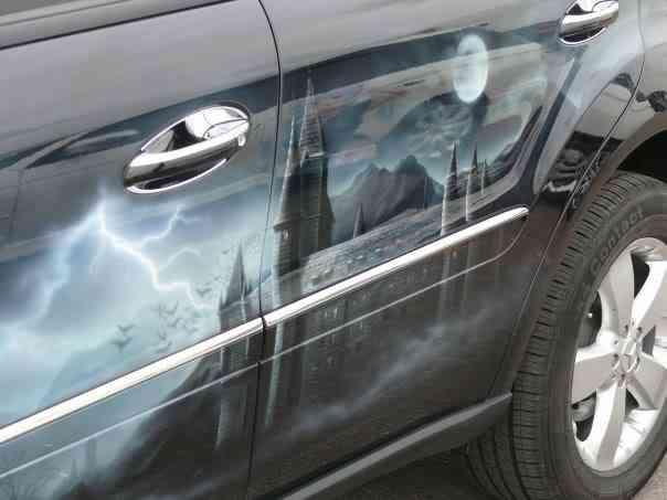 063 aero 2008 Pinturas automotivas inacreditáveis