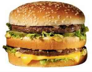 big mac O maior comedor de big mac do mundo