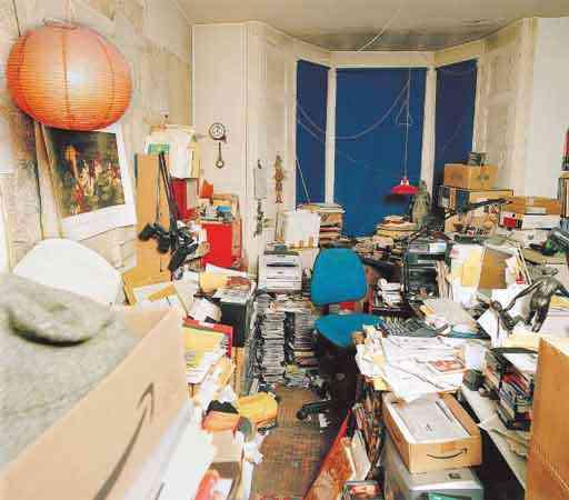 hoban512 Top 5 casas bagunçadas