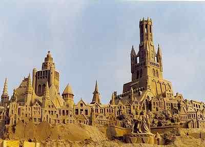 108 Incríveis esculturas de areia