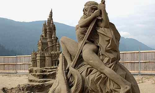 2qx70vp Incríveis esculturas de areia
