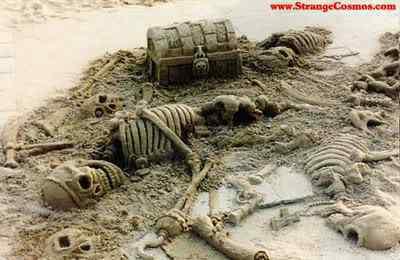 3 Incríveis esculturas de areia
