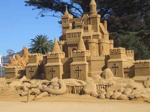3586365 Incríveis esculturas de areia