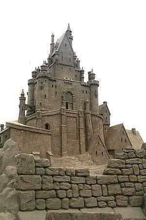 410 Incríveis esculturas de areia