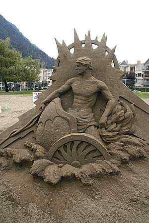 ATT00068 Incríveis esculturas de areia