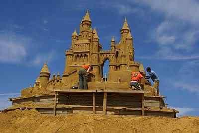 DSC01204 Incríveis esculturas de areia
