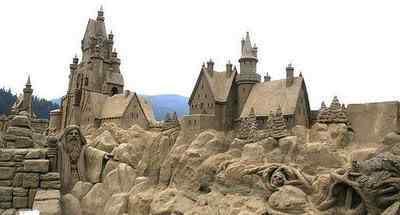 SandSculptures25 Incríveis esculturas de areia