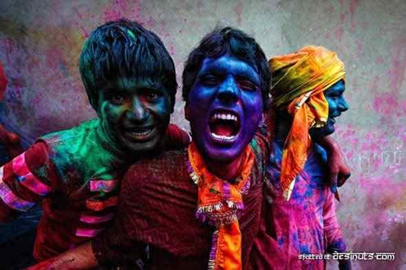 color Celebrando as cores