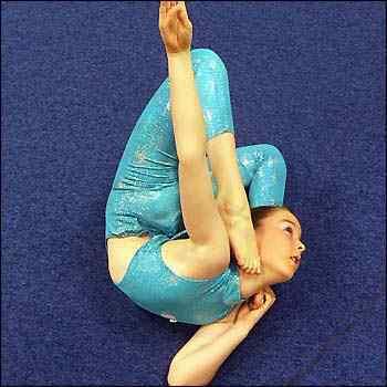 contortion gallery 07 350x350 Pessoas de borracha