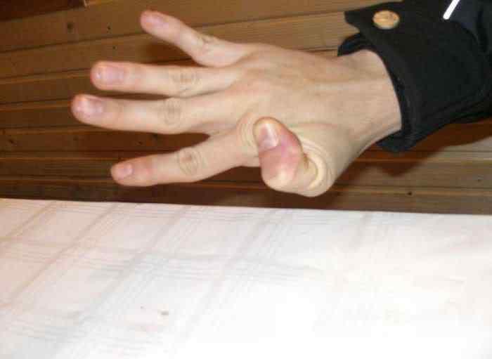 finger tricks 03 Pessoas de borracha