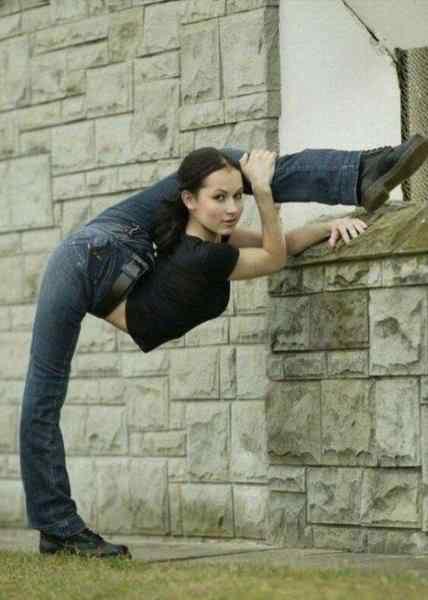 flexibility 13 Pessoas de borracha