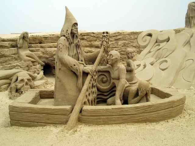p7230010 mid Incríveis esculturas de areia