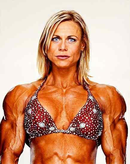 female body builders05 Monstros do fisiculturismo