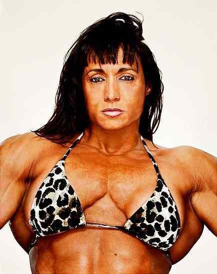 female body builders12 Monstros do fisiculturismo