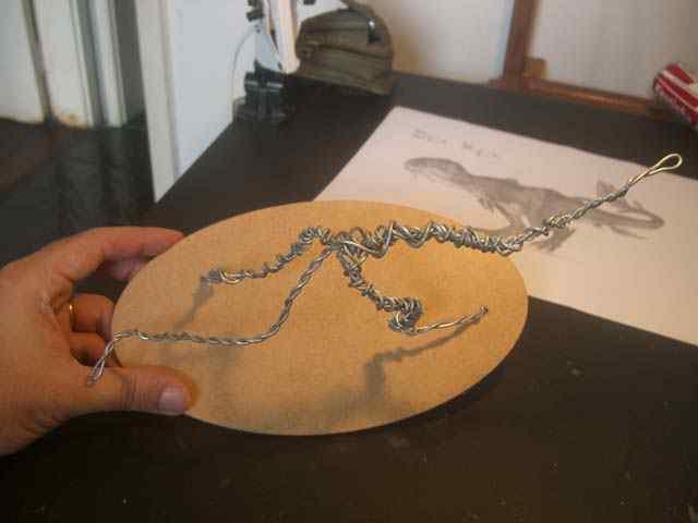 CIMG0475 Aqua Rex   Parte 1   Esqueleto