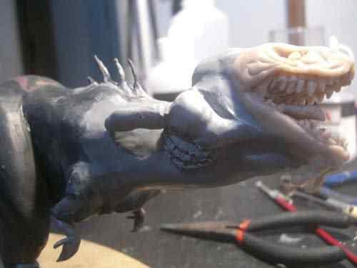 CIMG0581 Aqua Rex parte 3   O acabamento