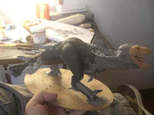 CIMG0606 Aqua Rex parte 3   O acabamento