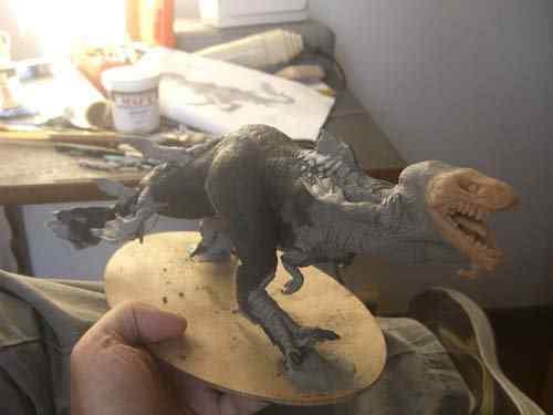 CIMG0607 Aqua Rex parte 3   O acabamento