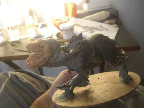 CIMG0608 Aqua Rex parte 3   O acabamento