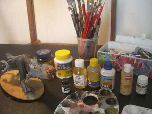 CIMG0613 Aqua Rex 4   Finalização e pintura