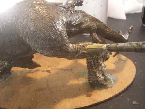 CIMG0620 Aqua Rex 4   Finalização e pintura