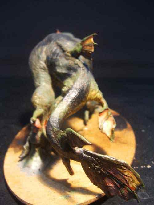 CIMG0852 Aqua Rex 4   Finalização e pintura