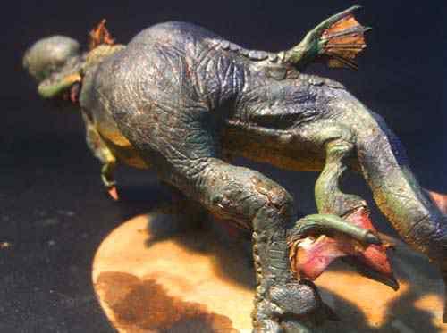 CIMG0853 Aqua Rex 4   Finalização e pintura