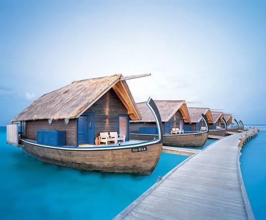 080606 hotel1 Dez ilhas interessantes