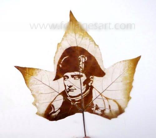 20091222143527990 Leaf carving   a arte de esculpir em folhas